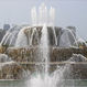 "Фонтан ""Buckingham Fountain"""